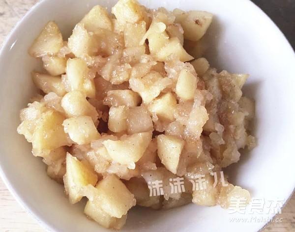 编织苹果派怎样做