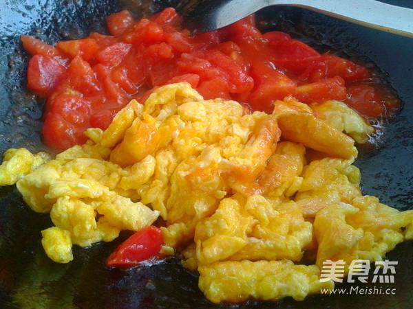 西红柿鸡蛋的简单做法