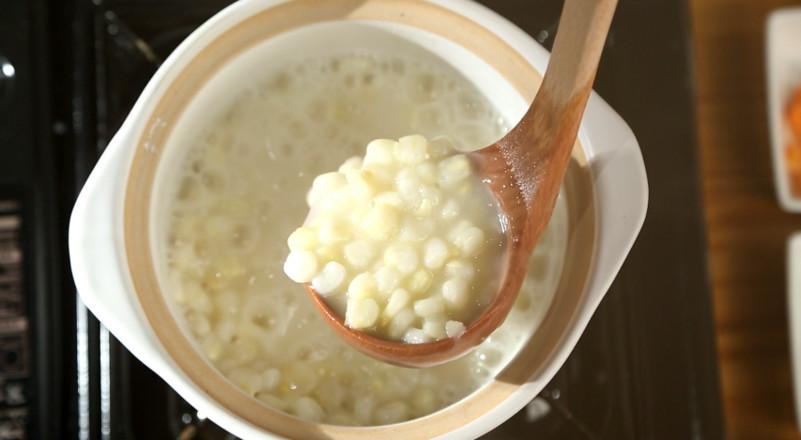 石斑鱼玉米粥的做法大全