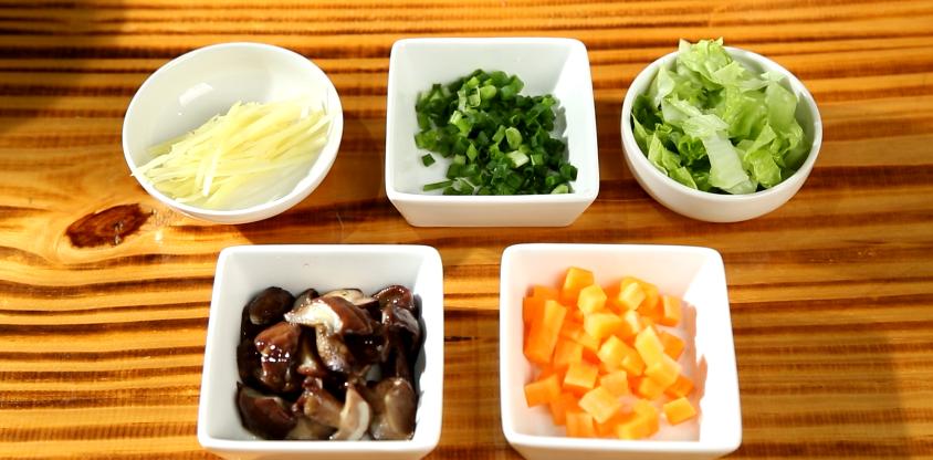 石斑鱼玉米粥的做法图解