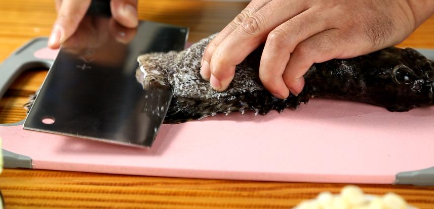 石斑鱼玉米粥的家常做法