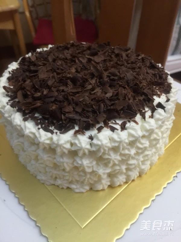生日蛋糕怎样炒