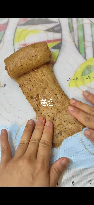 红枣薏米吐司怎么做