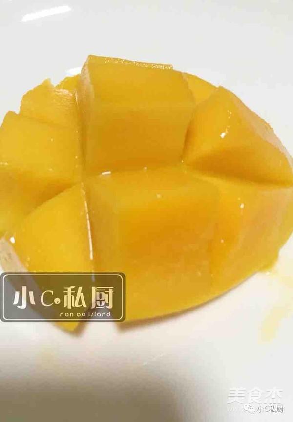椰汁芒果西米露的做法大全