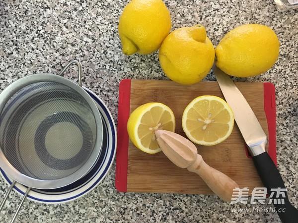 纯正薄荷蜂蜜柠檬汁的做法图解
