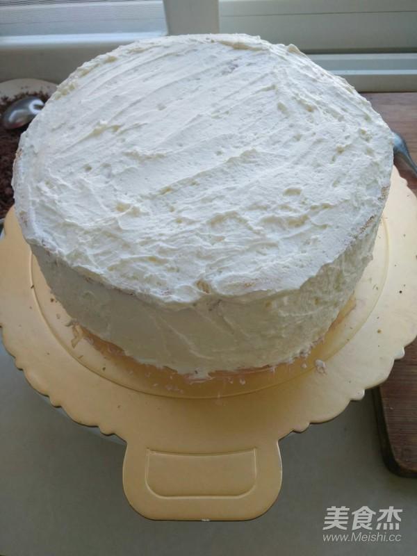 樱桃黑巧生日蛋糕怎样煮