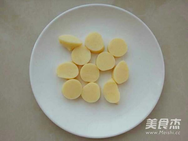茄汁日本豆腐的做法图解