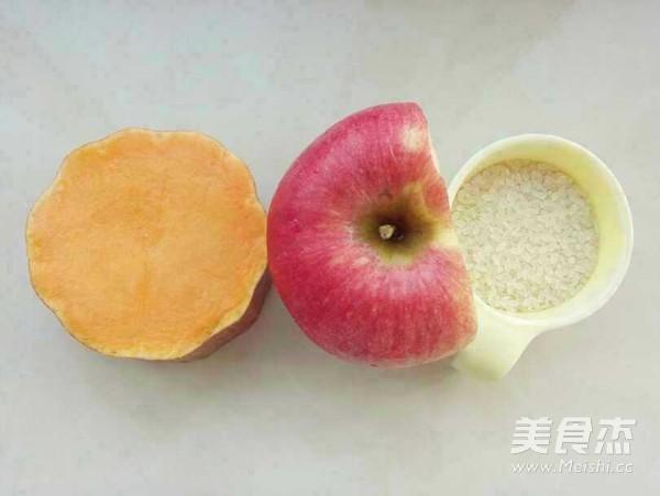 牛角瓜怎么吃_南瓜苹果大米粥的做法_南瓜苹果大米粥怎么做_美食杰