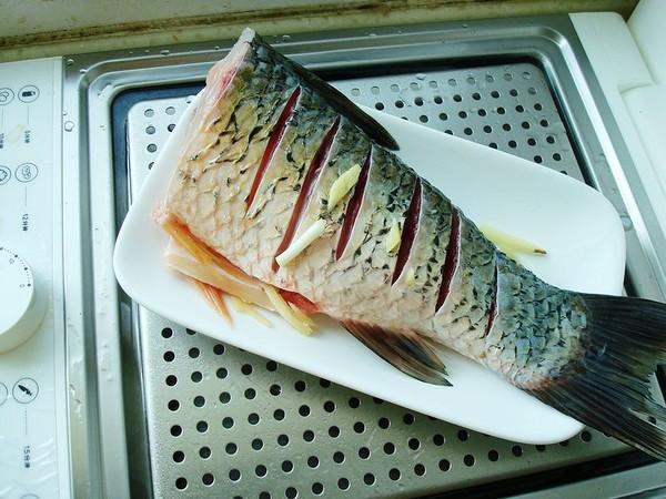 蒸草鱼怎么吃