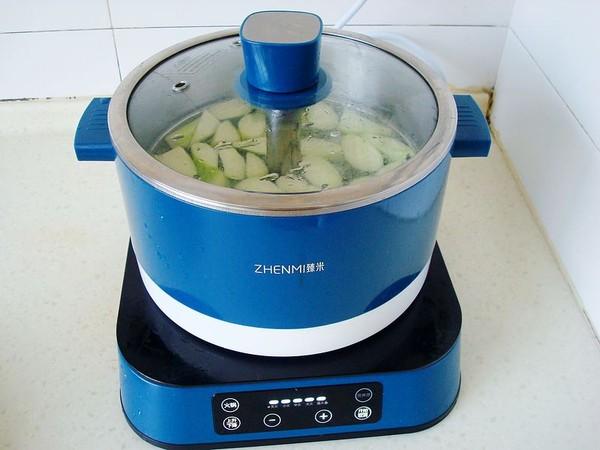 白玉菇丝瓜肉片汤怎么吃