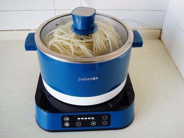 火锅米粉的家常做法