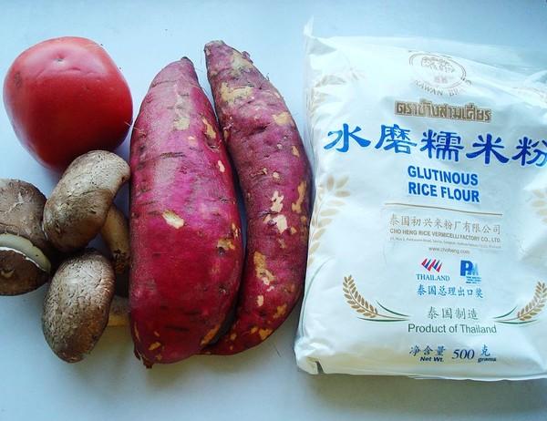 酸汤红薯丸的做法大全