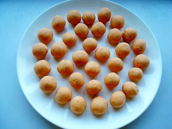 酸汤红薯丸怎么吃