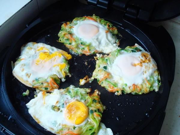 西葫芦煎鸡蛋怎么炖
