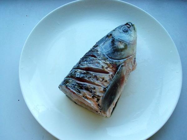 豆腐炖鱼头的做法图解