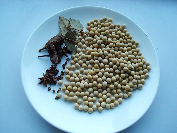 五香黄豆的做法大全