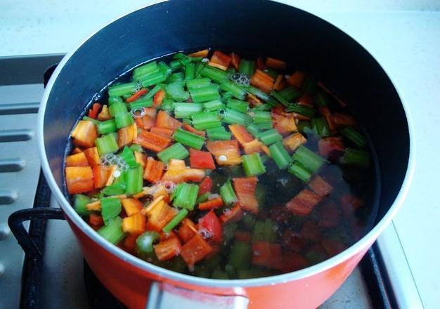 五香黄豆怎么煮