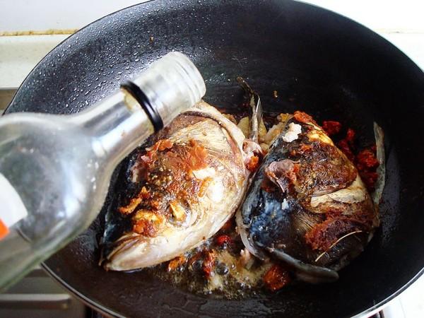 鱼头炖冬瓜怎么炒
