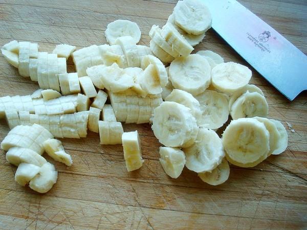 炸香蕉派的家常做法