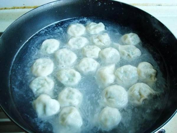 香菜羊肉饺子怎样炒