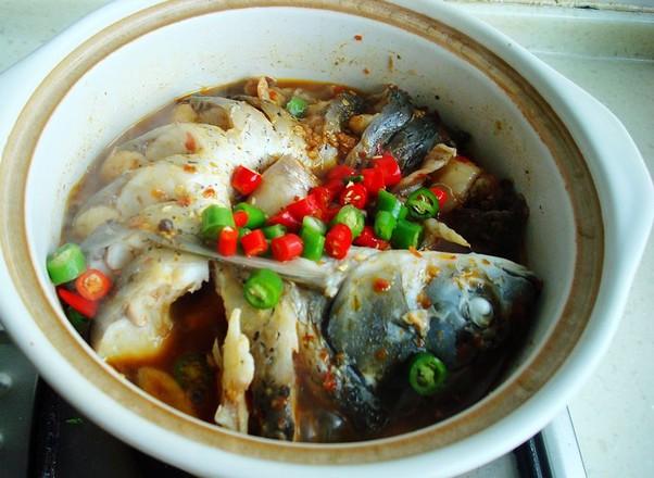 砂锅炖草鱼怎样做