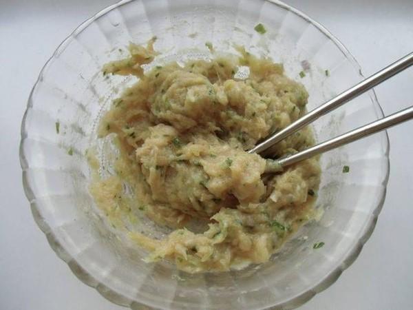 豇豆猪肉饺子的简单做法