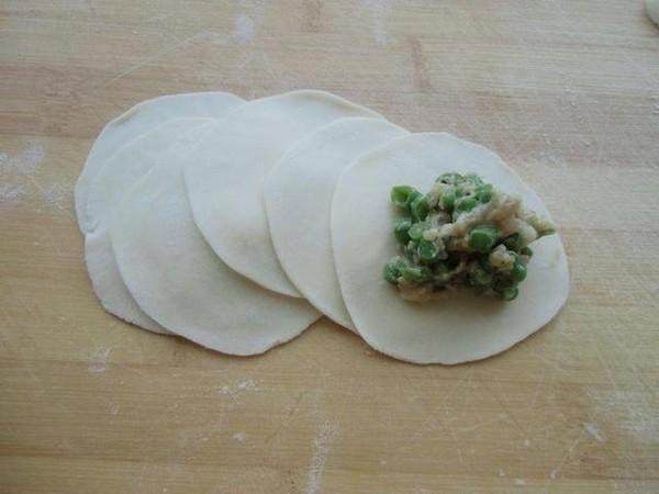 豇豆猪肉饺子怎么炒