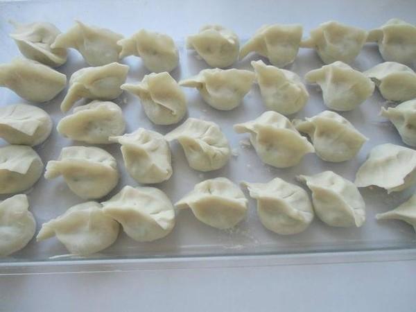 豇豆猪肉饺子怎么煮