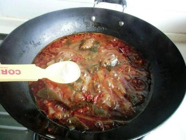 麻辣水煮魔芋怎么煮