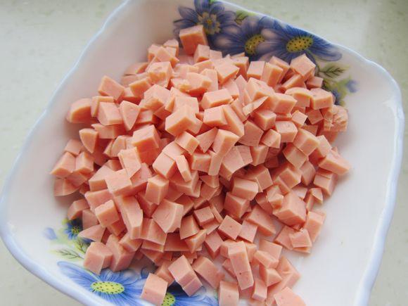 酸菜肉末炒米饭的家常做法