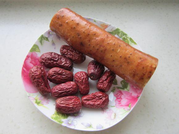 山药红枣猪手汤的做法大全