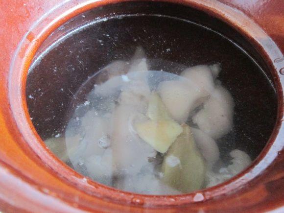 山药红枣猪手汤怎么吃