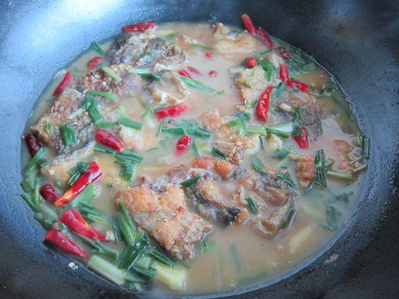 豆腐煮鱼怎么炖