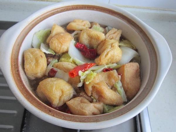 砂锅娃娃菜怎样做