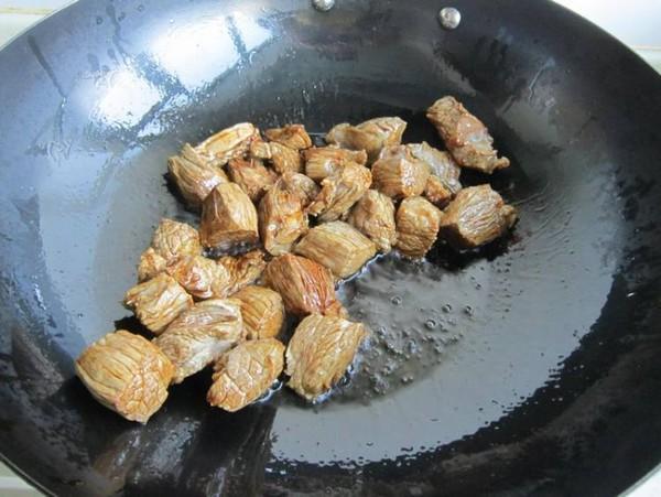 胡萝卜烧牛肉怎么做