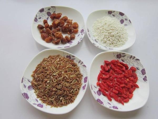 红米桂圆粥的做法大全