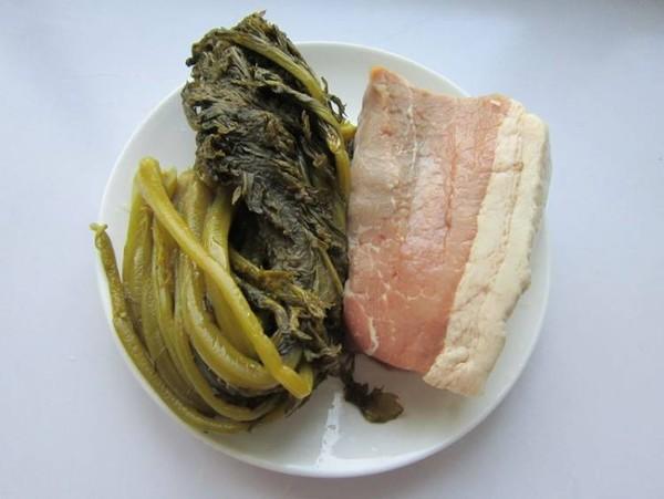 雪里蕻猪肉馅饺子的做法大全