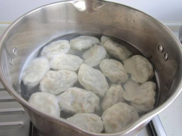 雪里蕻猪肉馅饺子怎样煮