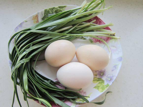 韭菜西红柿鸡蛋面的做法大全