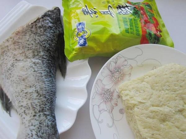 面筋焖鱼的做法大全