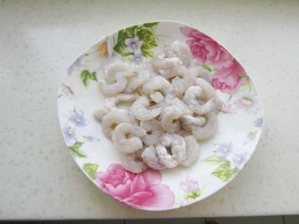 韭苔炒虾仁的家常做法