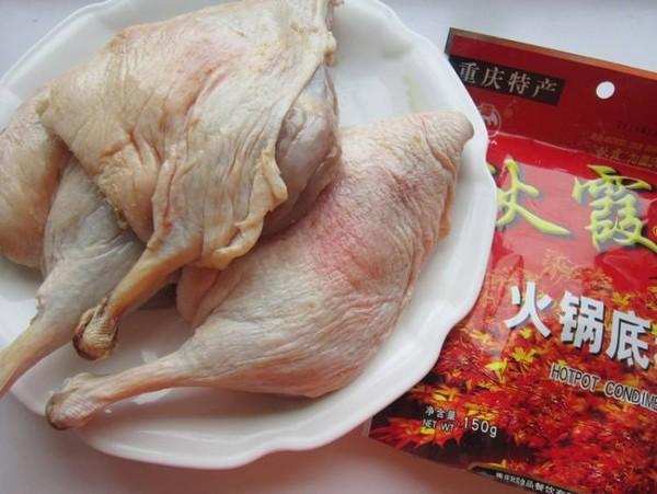 鸭肉火锅的做法大全