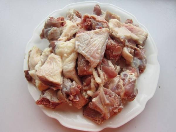 鸭肉火锅的做法图解