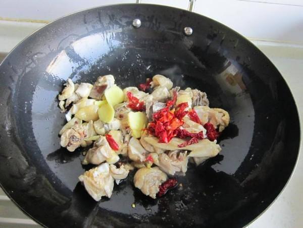 香辣干锅鸡怎么煮