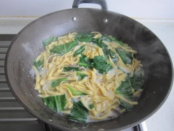 玉米汤面条怎样煮