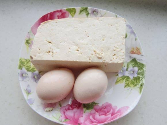韭菜鸡蛋炒豆腐的做法大全