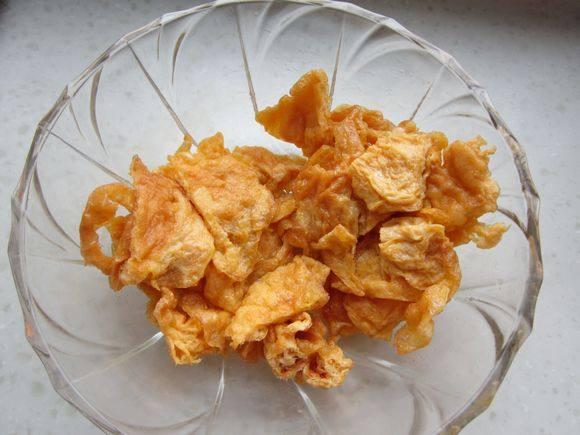 韭菜鸡蛋炒豆腐怎么吃