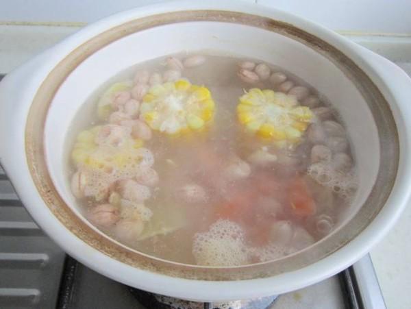 玉米山药菊花汤怎么吃