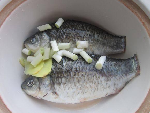 木瓜鲫鱼汤的家常做法