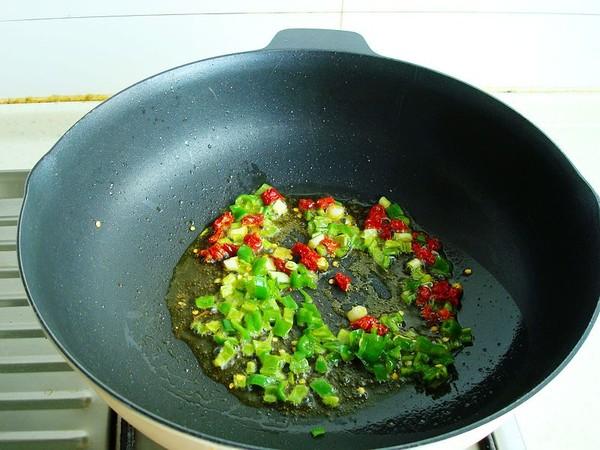 炒臭豆腐的家常做法